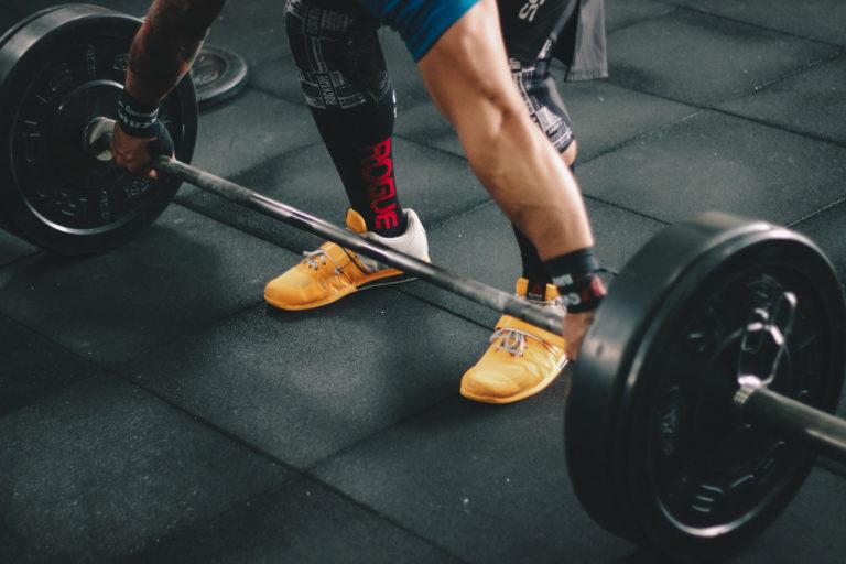 Løftesko test, beste sko til styrkeløft.