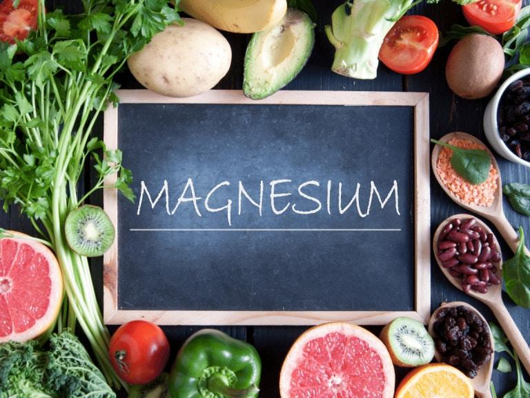 Magnesium trening