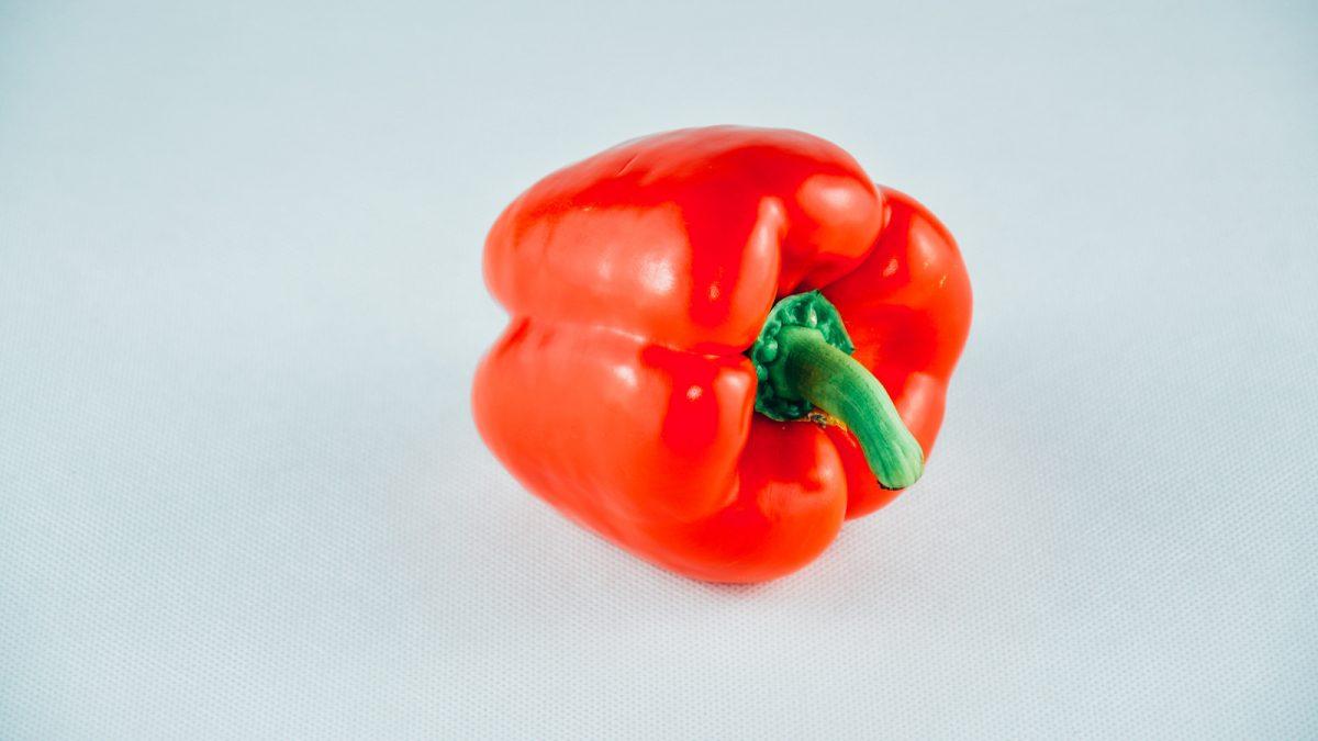 Rød paprika som slankemat?