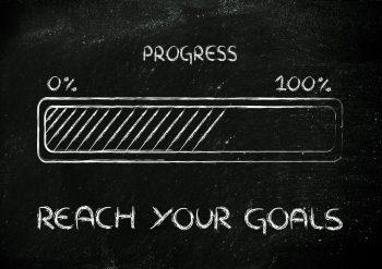 Visualisering av progresjon