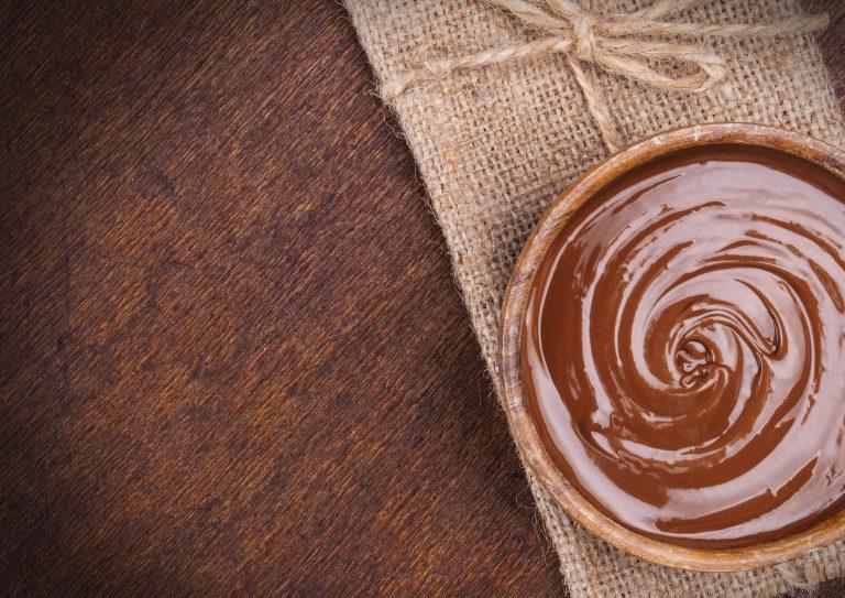 Sunn og proteinrik sjokoladekrem