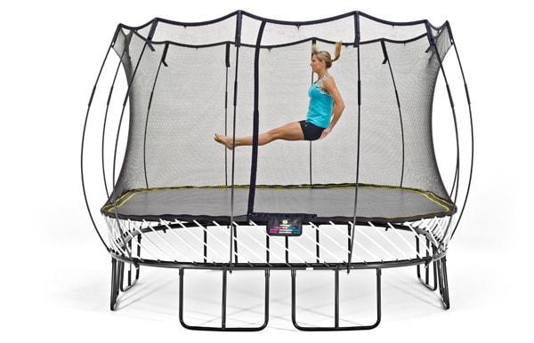 Sittehopp trampoline