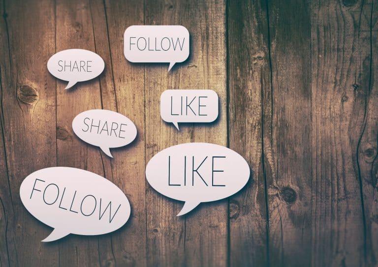 Sosiale medier og kosthold
