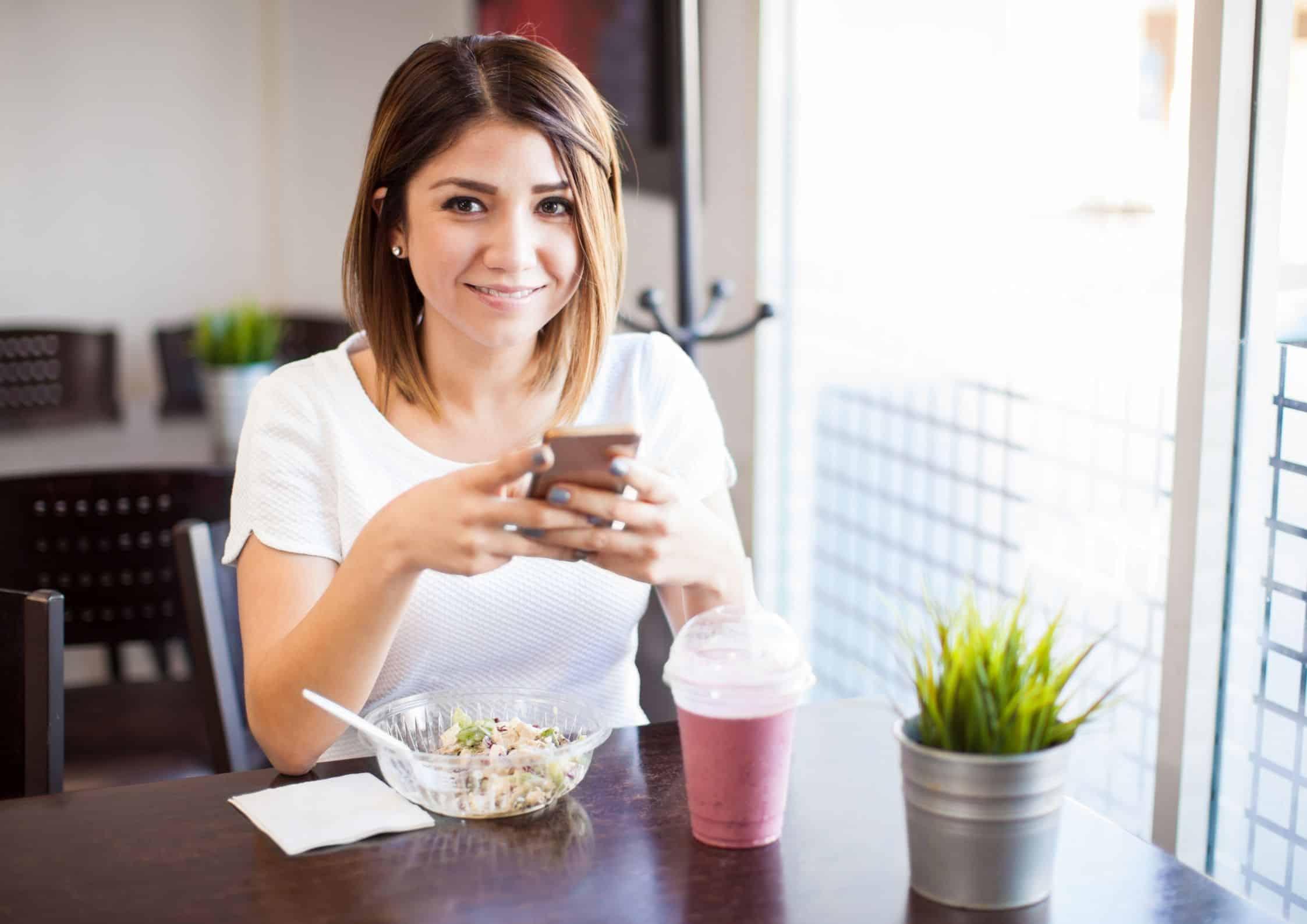 Sosial medier kosthold fordeler