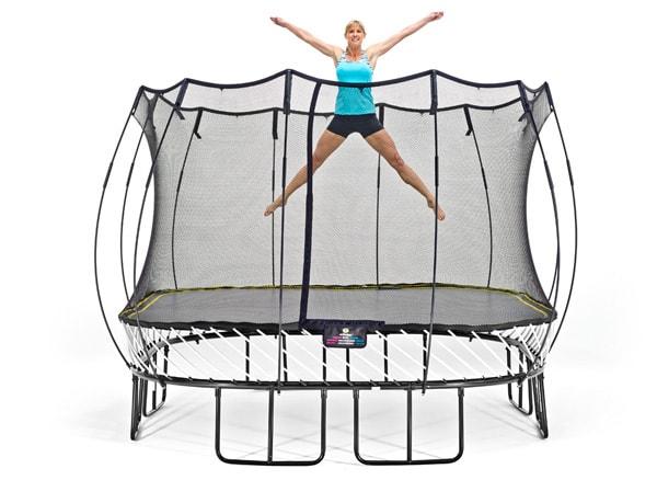 Stjernehopp trampoline