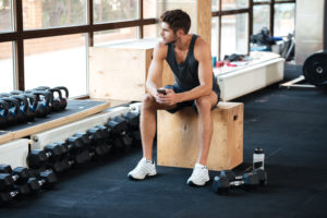Tekniske feil på gymmet