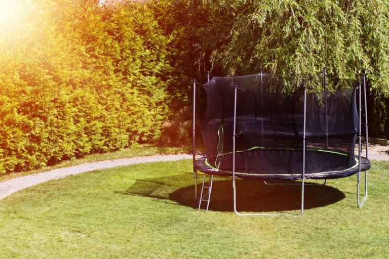 Trening på trampoline