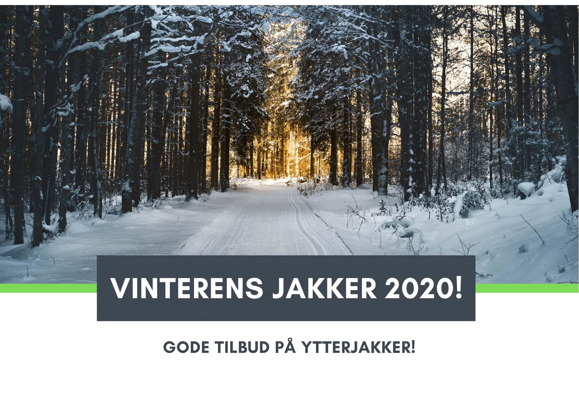 Vinterens jakker 2020