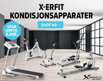 X-erfit Treningsapparater
