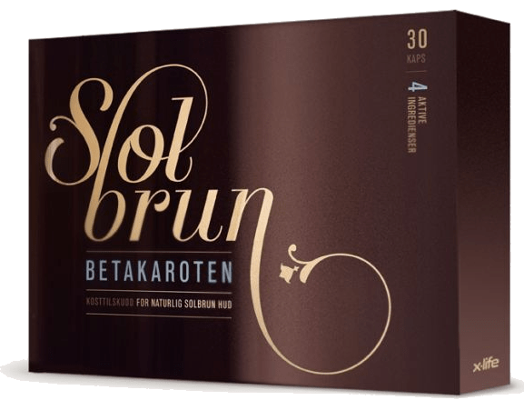 X-Life Solbrun Betakaroten Test